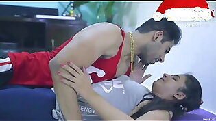 sexy and juicy and beautiful Indian lovers fucked in flat