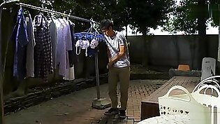 JAV Housewife Affair With Younger Man