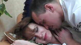 Russian Mom MILF Mother Son