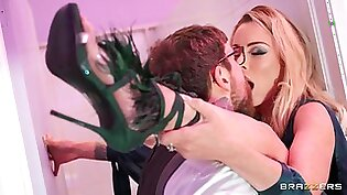 An Appetizing Affair Free Video With Dean Van Damme & Isabelle Deltore - Brazzers