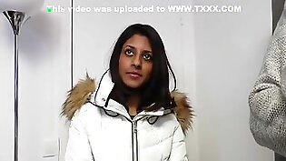 18yo Student Anal Casting - 54 min
